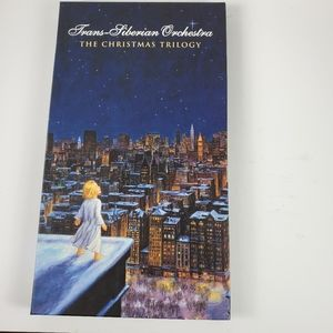 Trans Siberian Orchestra The Christmas Trilogy Box